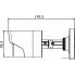 CCTV-камера Hikvision DS-2CE16C0T-IRP