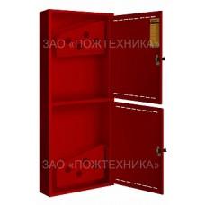 Шкаф пожарный ПРЕСТИЖ-03-НЗК-2ПК поворотный замок