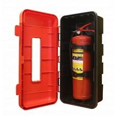 Шкаф пожарный ПРЕСТИЖ-04 ОП-4-6, пластик, сборный, 715х335х240